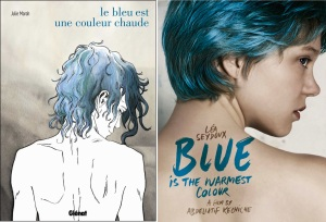 Blue is the Warmest Color Colour