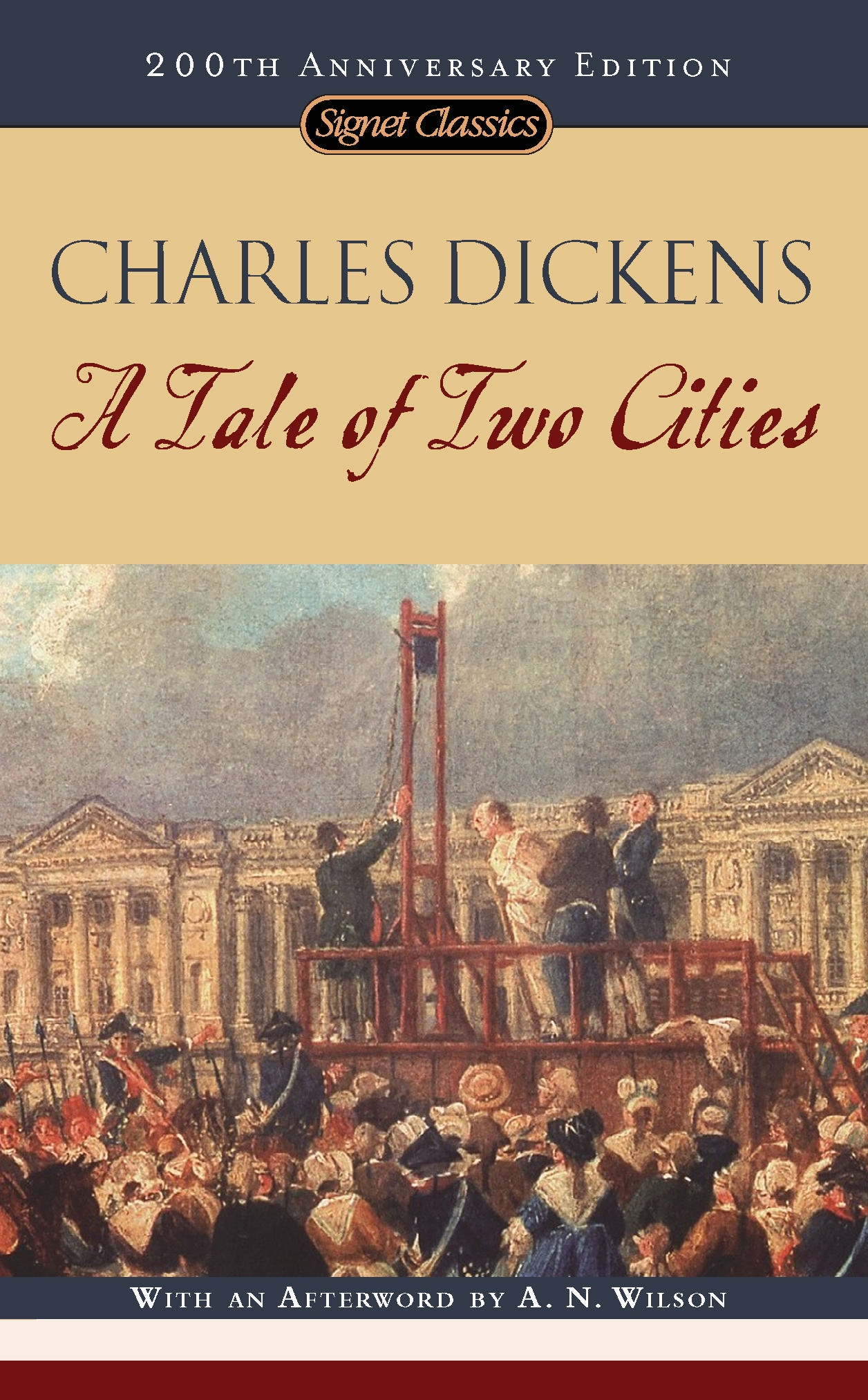 a review of charles dickens a tale of two cities Was this review helpful yes no | report this 10 /10 i read the book a tale of two cities, by charles dickens, in ninth grade, and to my extreme surprise bringing to life the great charles dickens tale of the french revolution.